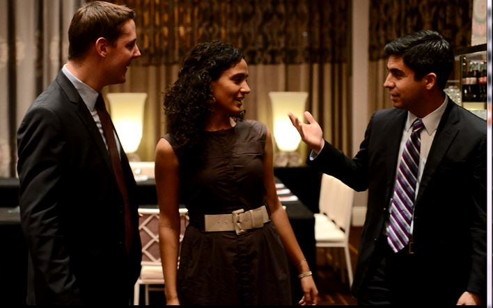 Meet MBA alumni in your city at a Darden reception