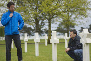 Normandy cemetary